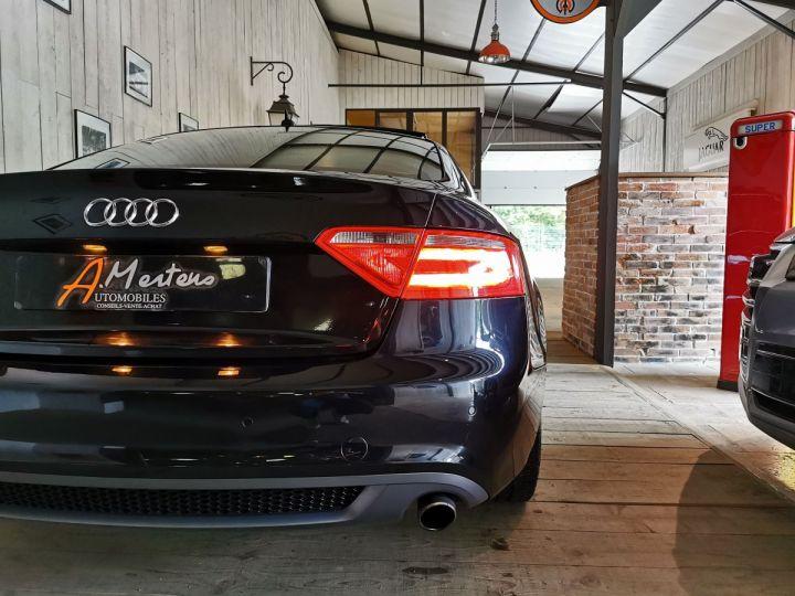 Audi A5 3.2 FSI 265 CV SLINE QUATTRO BVA Noir - 12