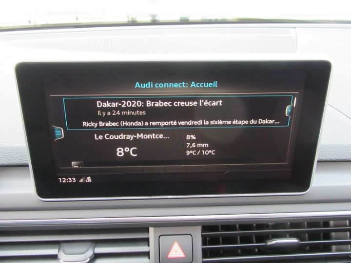 Audi A5 50 TDI 286CH S LINE QUATTRO TIPTRONIC 8 Noir Occasion - 16