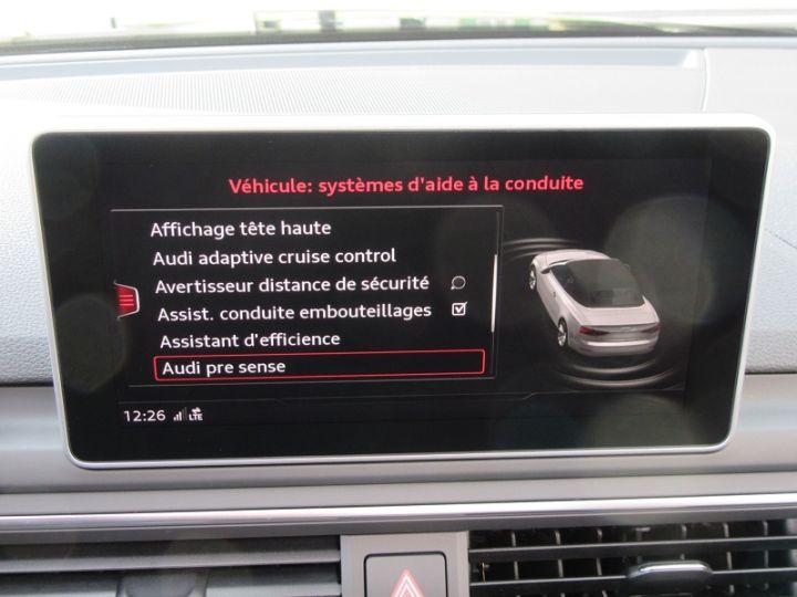 Audi A5 50 TDI 286CH S LINE QUATTRO TIPTRONIC 8 Noir Occasion - 17