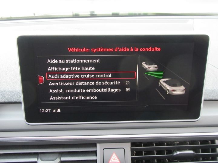 Audi A5 50 TDI 286CH S LINE QUATTRO TIPTRONIC 8 Noir Occasion - 20