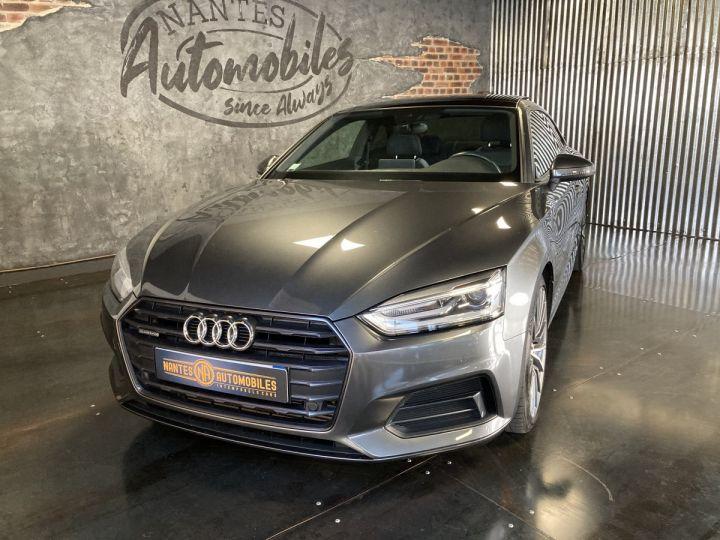 Audi A5 Audi A5 Coupé 2,0TFSI 252 ch quattro S-line S-tronc 7  GRIS DAYTONA  - 2