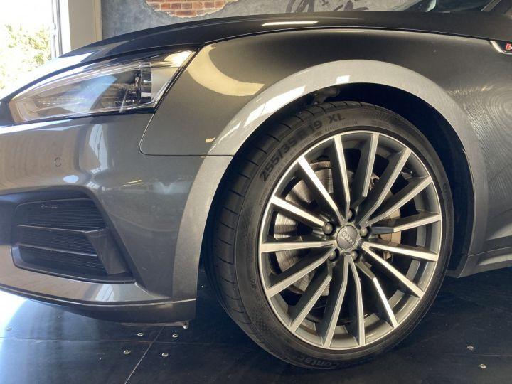 Audi A5 Audi A5 Coupé 2,0TFSI 252 ch quattro S-line S-tronc 7  GRIS DAYTONA  - 7