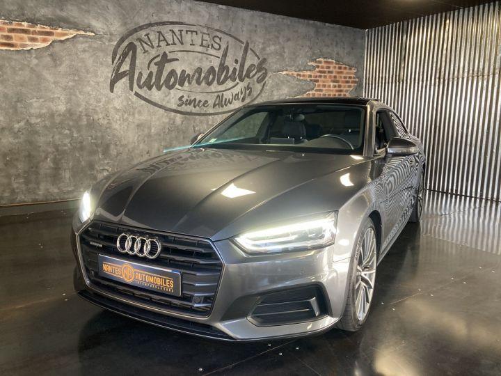 Audi A5 Audi A5 Coupé 2,0TFSI 252 ch quattro S-line S-tronc 7  GRIS DAYTONA  - 9