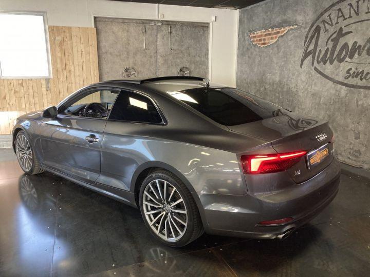 Audi A5 Audi A5 Coupé 2,0TFSI 252 ch quattro S-line S-tronc 7  GRIS DAYTONA  - 10