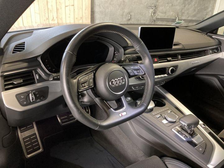 Audi A5 Audi A5 Coupé 2,0TFSI 252 ch quattro S-line S-tronc 7  GRIS DAYTONA  - 12