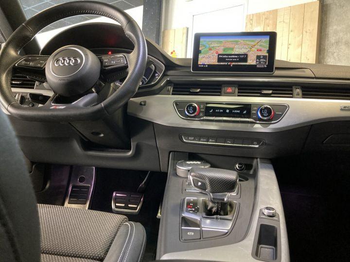 Audi A5 Audi A5 Coupé 2,0TFSI 252 ch quattro S-line S-tronc 7  GRIS DAYTONA  - 15