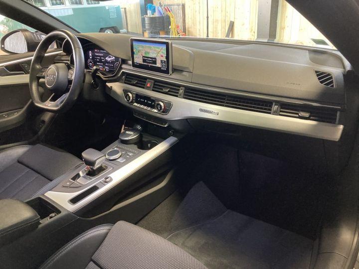 Audi A5 Audi A5 Coupé 2,0TFSI 252 ch quattro S-line S-tronc 7  GRIS DAYTONA  - 17