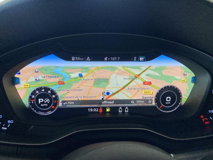 Audi A5 Audi A5 Coupé 2,0TFSI 252 ch quattro S-line S-tronc 7  GRIS DAYTONA  - 19