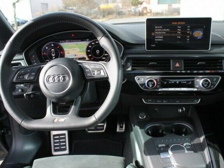 Audi A5 CABRIOLET 3.0 TDI 286 QUATTRO TIPTRO S LINE  GRIS Occasion - 4