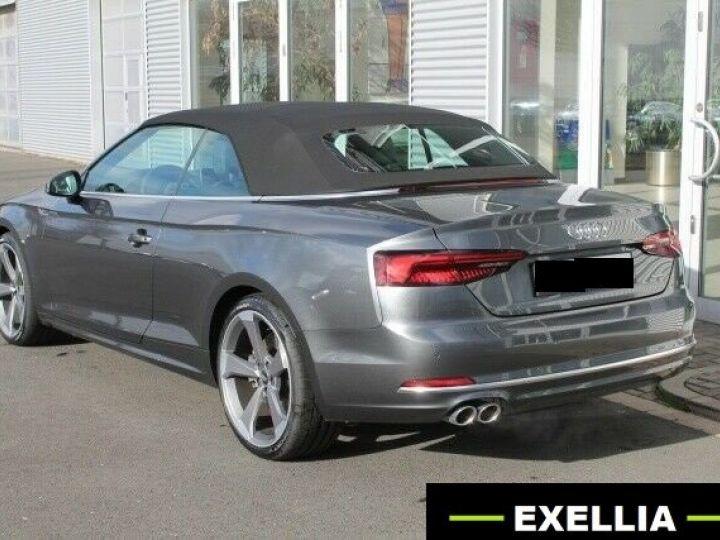 Audi A5 CABRIOLET 3.0 TDI 286 QUATTRO TIPTRO S LINE  GRIS Occasion - 7