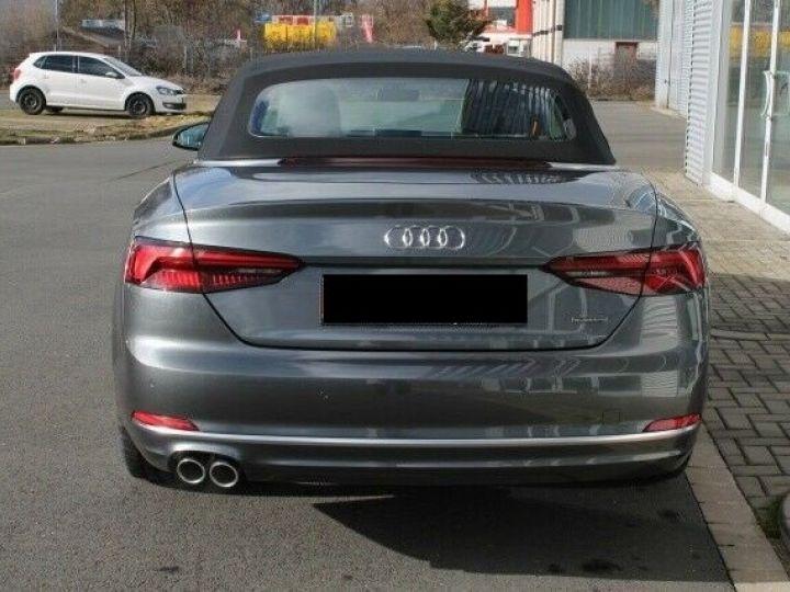 Audi A5 CABRIOLET 3.0 TDI 286 QUATTRO TIPTRO S LINE  GRIS Occasion - 8