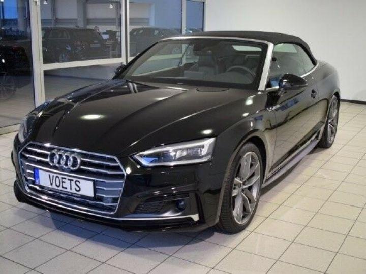 Audi A5 CABRIOLET 3.0 TDI 286 QUATTRO TIPTRO S LINE  GRIS Occasion - 9