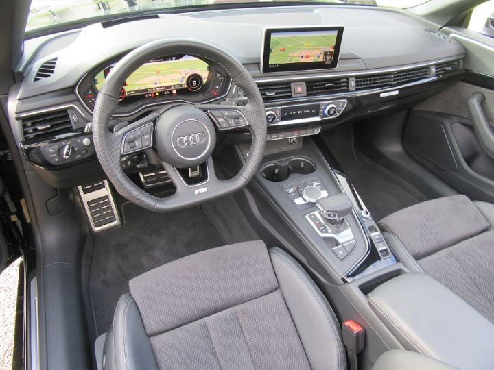 Audi A5 CABRIOLET 50 TDI 286CH S LINE QUATTRO TIPTRONIC 8 Noir Occasion - 2