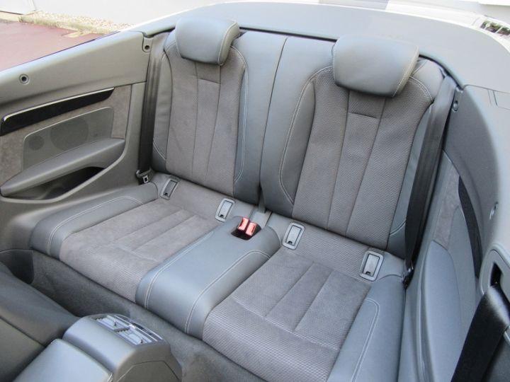 Audi A5 CABRIOLET 50 TDI 286CH S LINE QUATTRO TIPTRONIC 8 Noir Occasion - 9