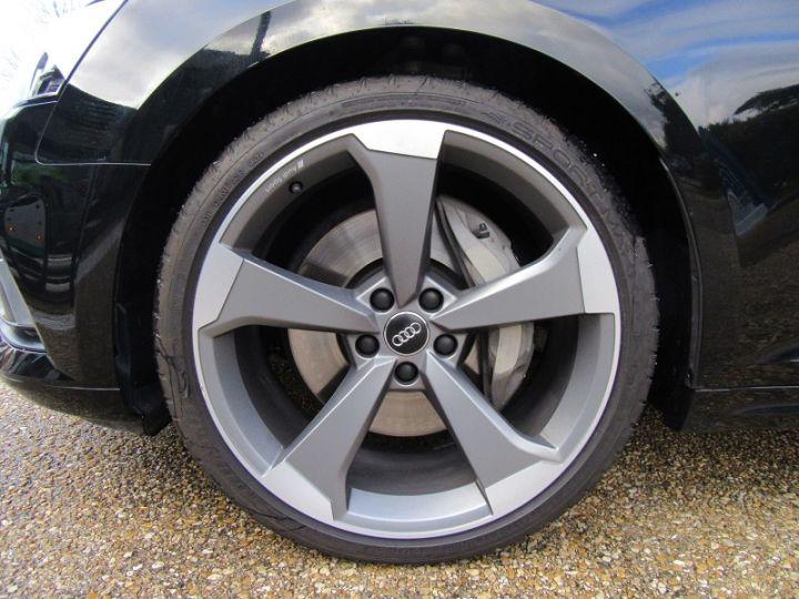 Audi A5 CABRIOLET 50 TDI 286CH S LINE QUATTRO TIPTRONIC 8 Noir Occasion - 12
