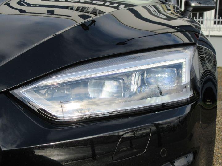 Audi A5 CABRIOLET 50 TDI 286CH S LINE QUATTRO TIPTRONIC 8 Noir Occasion - 13