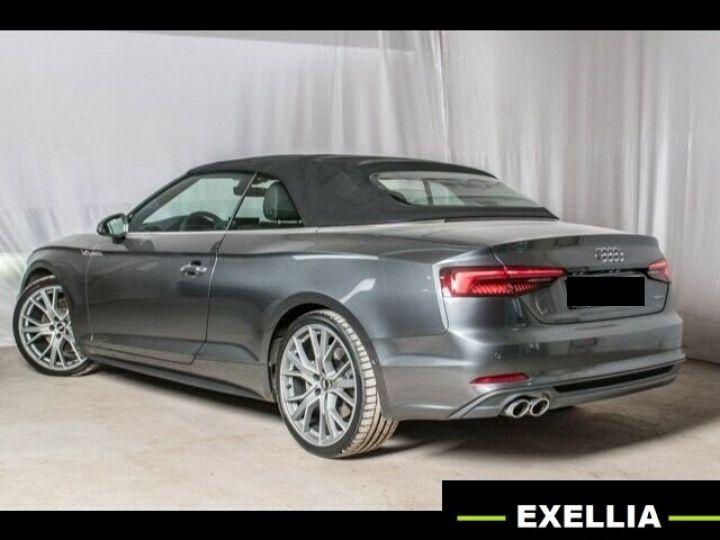 Audi A5 CABRIOLET 50 TDI QUATTRO S LINE  GRIS DAYTONA Occasion - 2
