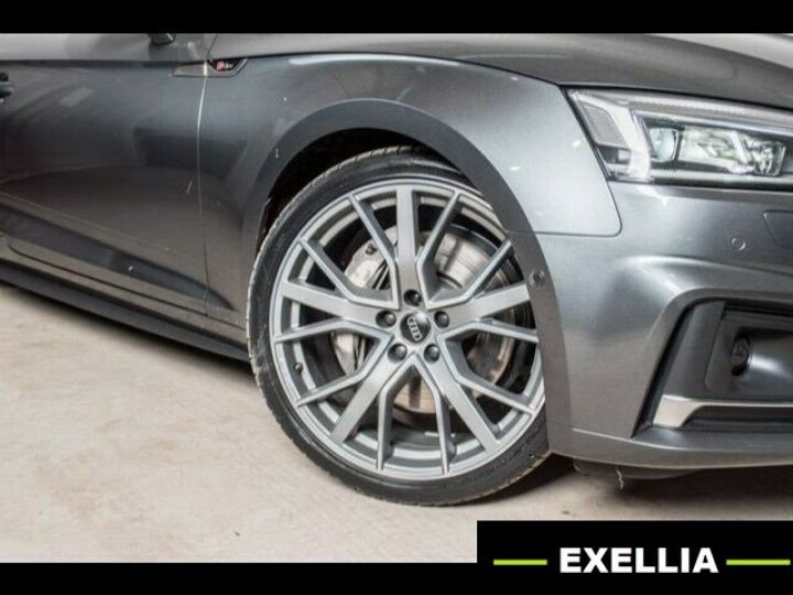 Audi A5 CABRIOLET 50 TDI QUATTRO S LINE  GRIS DAYTONA Occasion - 3