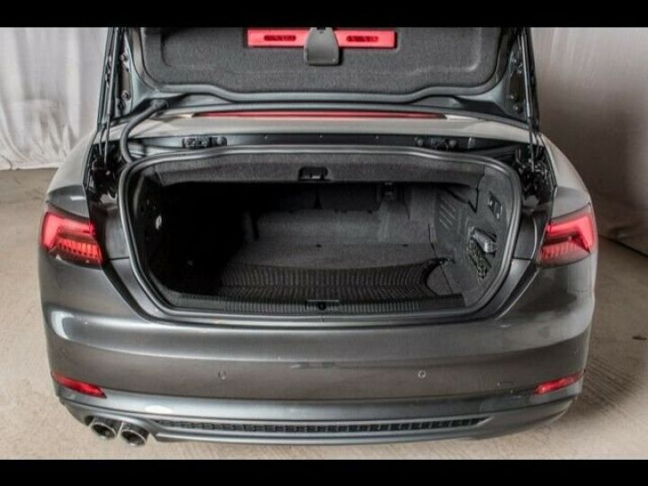 Audi A5 CABRIOLET 50 TDI QUATTRO S LINE  GRIS DAYTONA Occasion - 5
