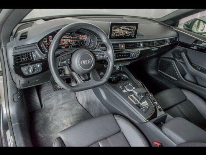 Audi A5 CABRIOLET 50 TDI QUATTRO S LINE  GRIS DAYTONA Occasion - 6