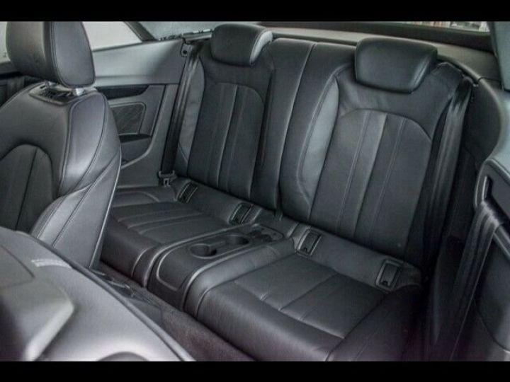 Audi A5 CABRIOLET 50 TDI QUATTRO S LINE  GRIS DAYTONA Occasion - 9