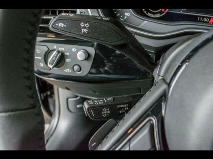 Audi A5 CABRIOLET 50 TDI QUATTRO S LINE  GRIS DAYTONA Occasion - 11