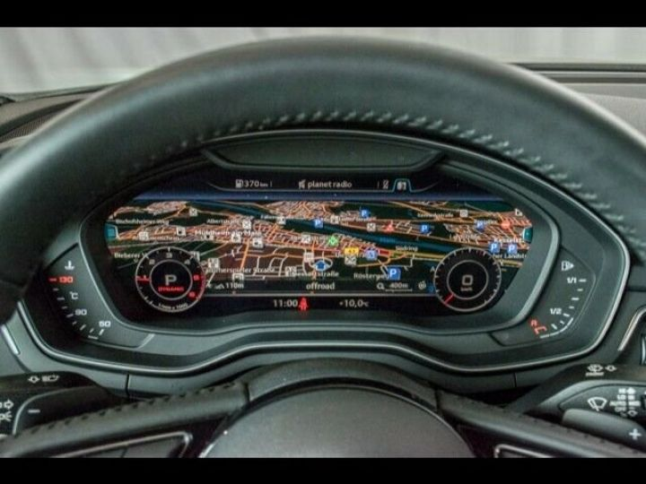 Audi A5 CABRIOLET 50 TDI QUATTRO S LINE  GRIS DAYTONA Occasion - 12