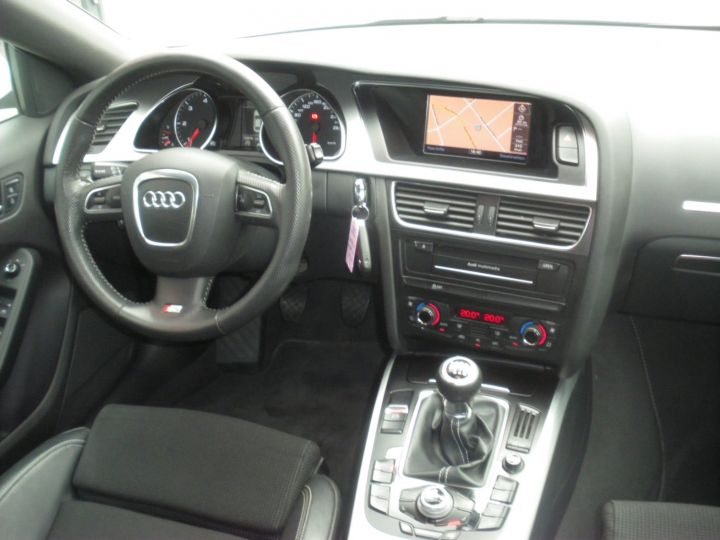 Audi A5 CAHA blanc - 9