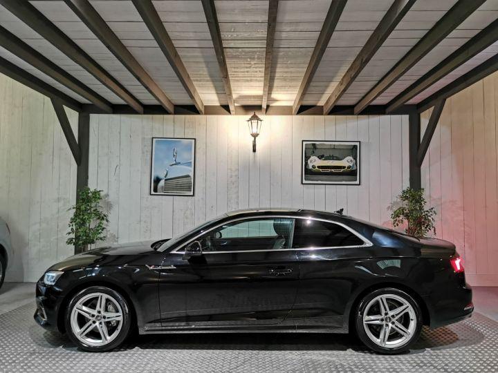 Audi A5 COUPE 3.0 TDI 218 CV SLINE BVA Noir - 1