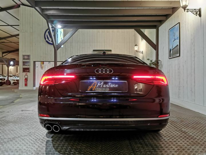 Audi A5 COUPE 3.0 TDI 218 CV SLINE BVA Noir - 4