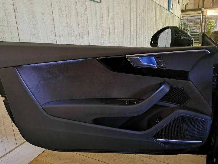 Audi A5 COUPE 3.0 TDI 218 CV SLINE BVA Noir - 7