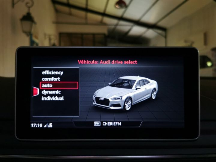 Audi A5 COUPE 3.0 TDI 218 CV SLINE BVA Noir - 11