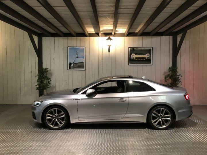 Audi A5 COUPE 3.0 TDI 218 CV SLINE QUATTRO BVA Gris - 1