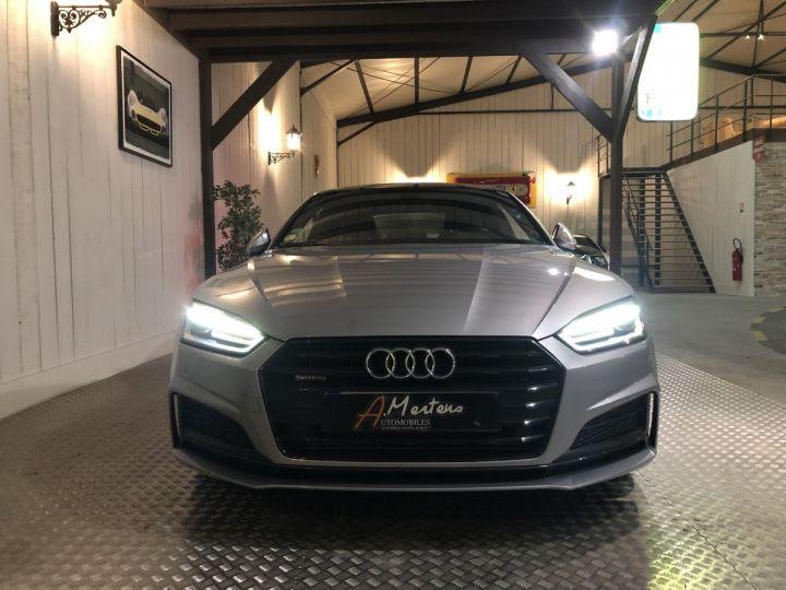 Audi A5 COUPE 3.0 TDI 218 CV SLINE QUATTRO BVA Gris - 3