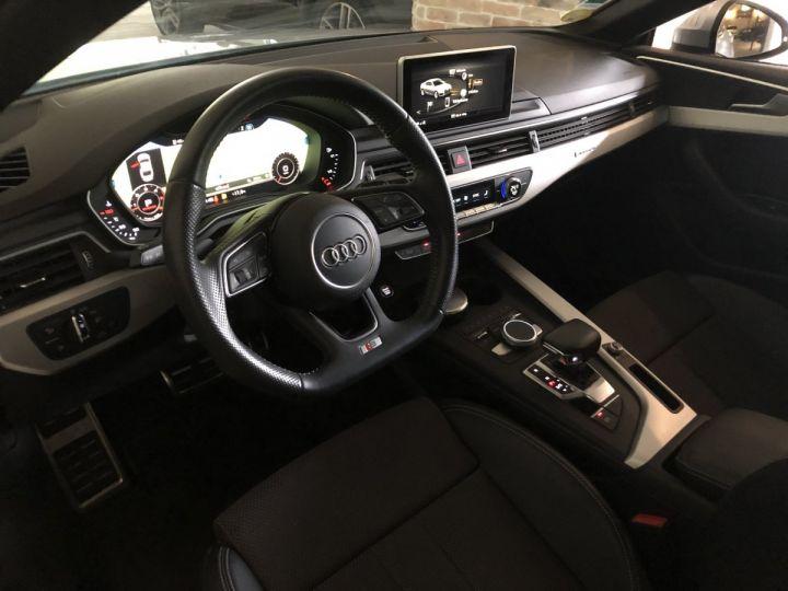 Audi A5 COUPE 3.0 TDI 218 CV SLINE QUATTRO BVA Gris - 5