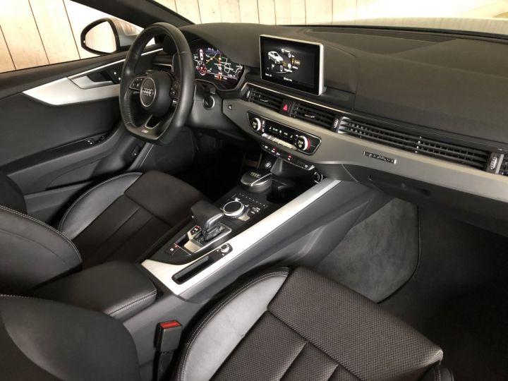 Audi A5 COUPE 3.0 TDI 218 CV SLINE QUATTRO BVA Gris - 6