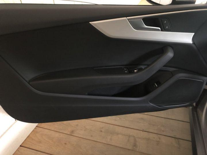 Audi A5 COUPE 3.0 TDI 218 CV SLINE QUATTRO BVA Gris - 7