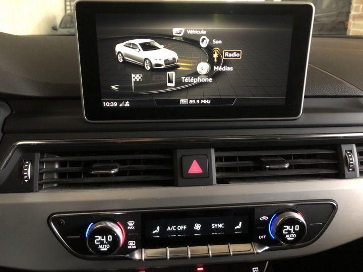 Audi A5 COUPE 3.0 TDI 218 CV SLINE QUATTRO BVA Gris - 9