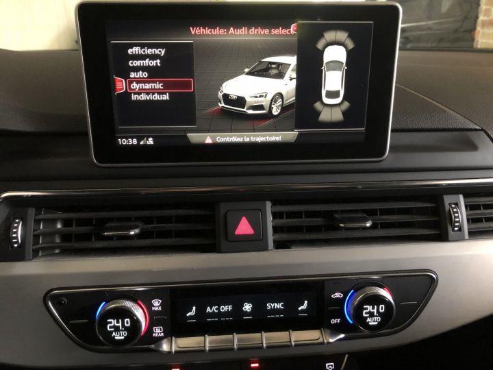 Audi A5 COUPE 3.0 TDI 218 CV SLINE QUATTRO BVA Gris - 10
