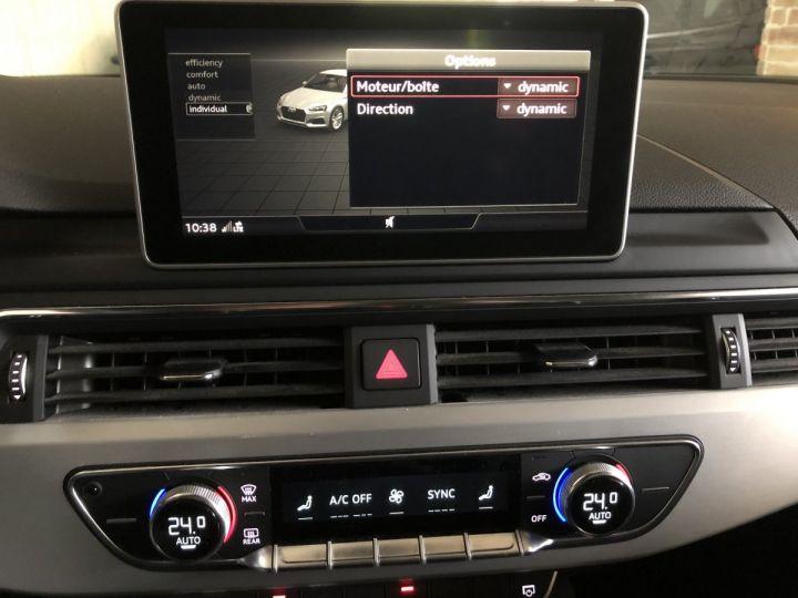 Audi A5 COUPE 3.0 TDI 218 CV SLINE QUATTRO BVA Gris - 11