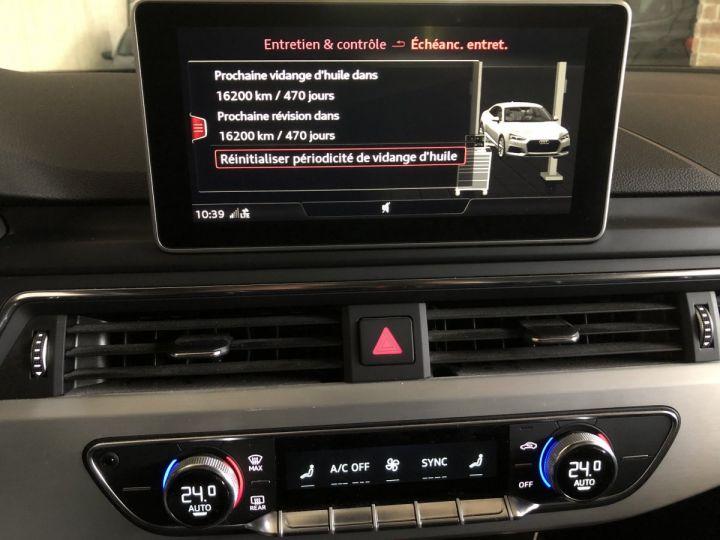Audi A5 COUPE 3.0 TDI 218 CV SLINE QUATTRO BVA Gris - 12