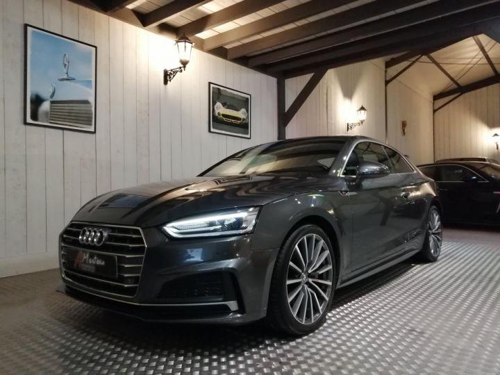 Audi A5 COUPE 3.0 TDI 272 CV SLINE QUATTRO BVA Gris - 2