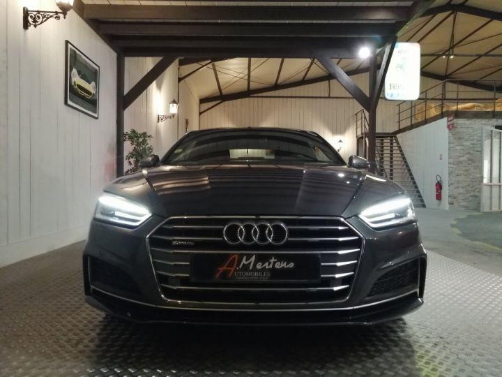 Audi A5 COUPE 3.0 TDI 272 CV SLINE QUATTRO BVA Gris - 3