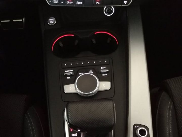 Audi A5 COUPE 3.0 TDI 272 CV SLINE QUATTRO BVA Gris - 9