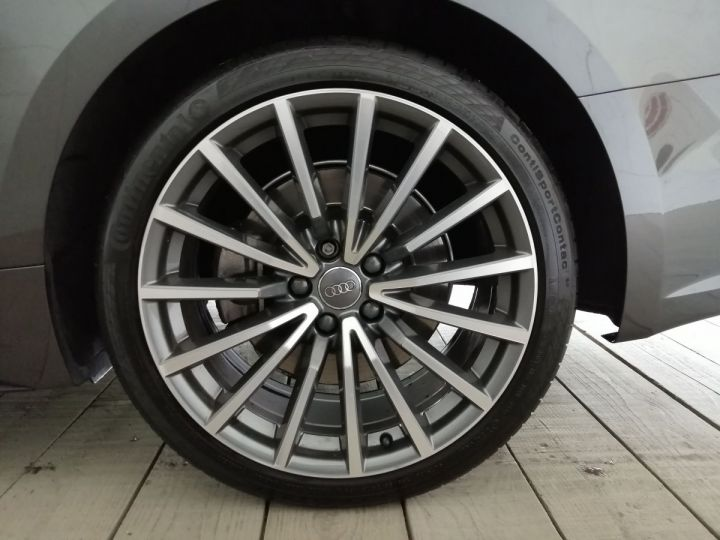 Audi A5 COUPE 3.0 TDI 272 CV SLINE QUATTRO BVA Gris - 13