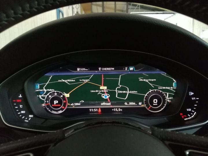 Audi A5 COUPE 3.0 TDI 272 CV SLINE QUATTRO BVA Gris - 12