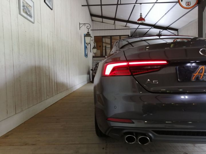 Audi A5 COUPE 3.0 TDI 272 CV SLINE QUATTRO BVA Gris - 15
