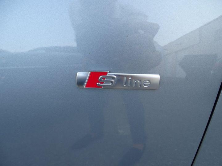 Audi A5 Coupe 3.0 V6 TDI 240 DPF QUATTRO S LINE S TRONIC/Véhicule Français  gris métallisé - 14
