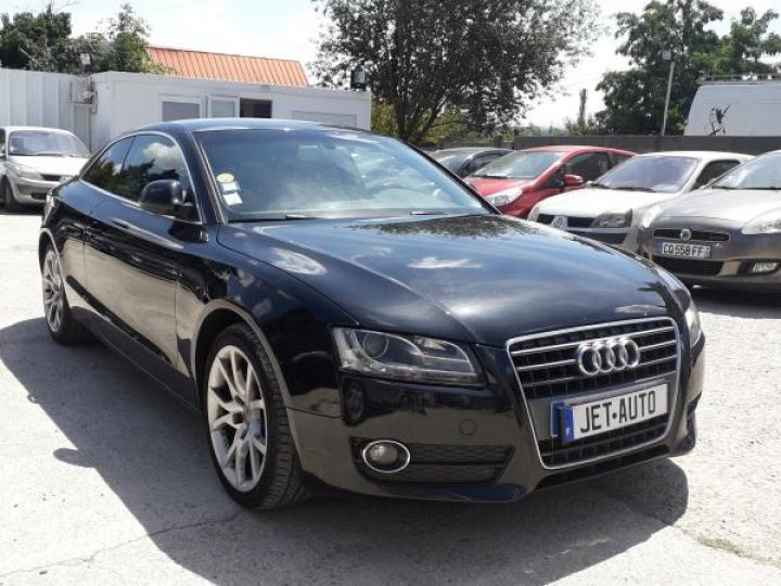 Audi A5 COUPE COUPE 2.7 V6 TDI 190 AMBITION LUXE MULTITRONIC  - 9