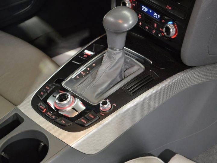 Audi A5 coupe restyle 3.0 v6 tdi 245ch QUATTRO ambition luxe stronic historique complet orig. France NOIR - 9